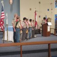 On May 18th, Troop 682 had a Court of Honor.