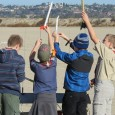 The Troop went to Fiesta Island to meet up Webelos who are considering joining our Troop. Members ofDART rocketry helped launch our rockets safely. The weather cooperated – sunny and […]