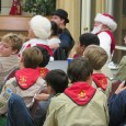 The scouts had their annual holiday party. First there was a concert. Then the gift exchange took place with Cris O. telling stories to the left and right. Lastly the […]