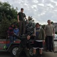 We had another successful Christmas tree collection. Thank you to all of you for working hard and getting dirty so that about 500 trees could make their way to recycling. Happy 2016!!