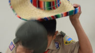 """The Sorting Sombrero did its job. Congratulations to all our """"new"""" scouts who have now landed in their home patrol."""